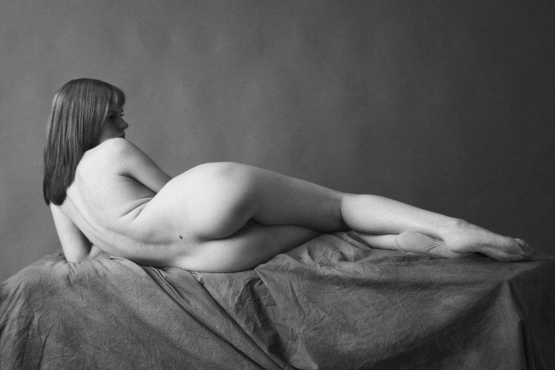 nude etude Artistic Nude Photo by Photographer zanzib