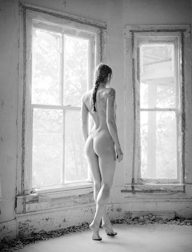 nude in abandoned house artistic nude photo by photographer photowyse