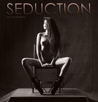 nude in heels artistic nude photo by photographer erik bolding