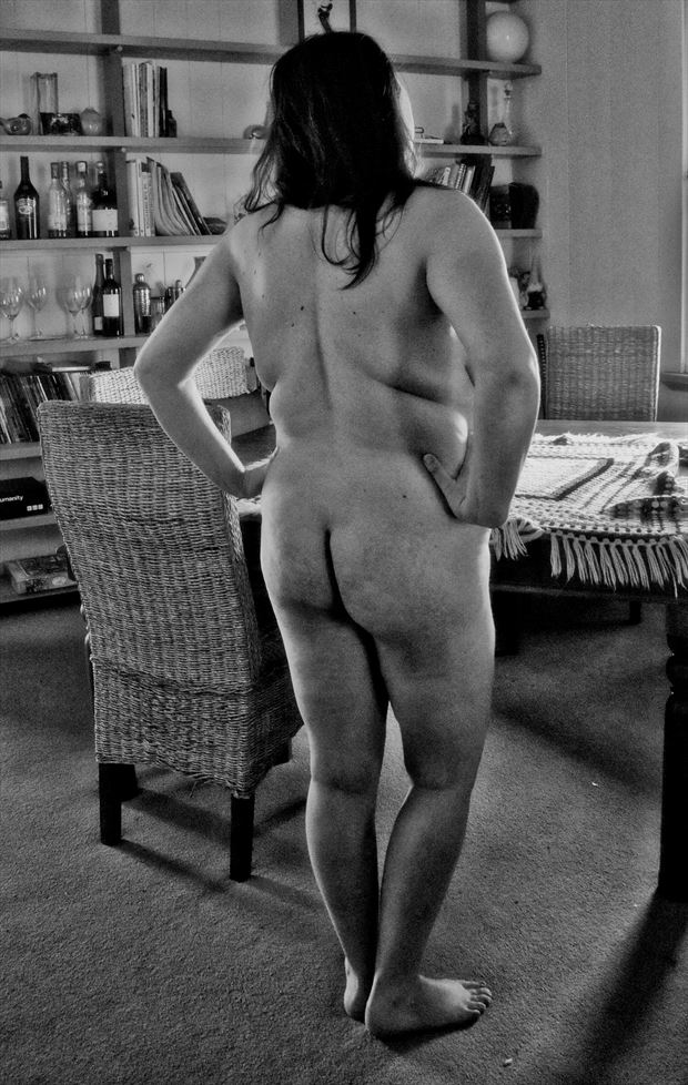 nude in the lounge artistic nude photo by photographer dvan