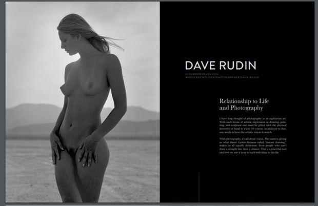 nude nevada 2003 nature photo by photographer dave rudin