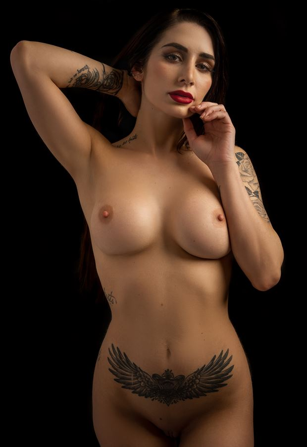 nude portrait artistic nude photo by photographer stange art