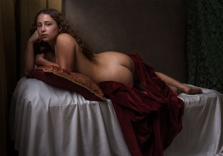 nuit blanche artistic nude artwork by photographer marc anthony