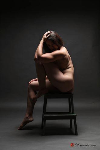 nuria artistic nude photo by photographer tato morales