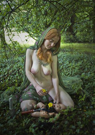 nurturing hope artistic nude photo by photographer douglas ross