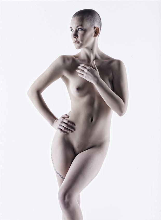 o artistic nude photo by photographer dream digital photog