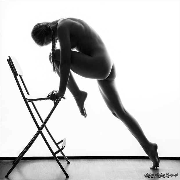 occultatum in umbra iii artistic nude photo by photographer anders nielsen