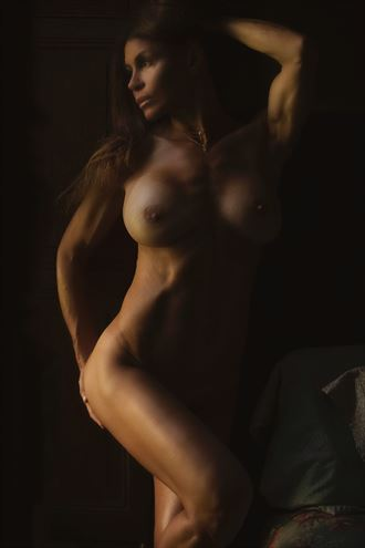 oceana sensual nature 2 artistic nude photo by model oceana