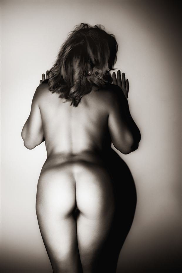 off the wall artistic nude photo by photographer neilh