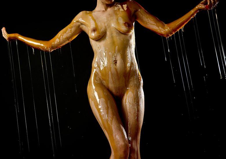 oh honey honey artistic nude photo by photographer werner lobert