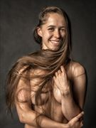 oh that smile oh that hair sensual photo by photographer rick jolson