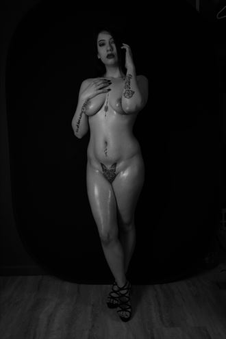 oil artistic nude photo by photographer dipper photography