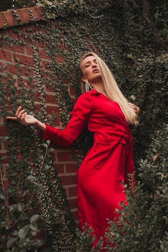 olga in the garden 04 sensual photo by photographer art studios huck
