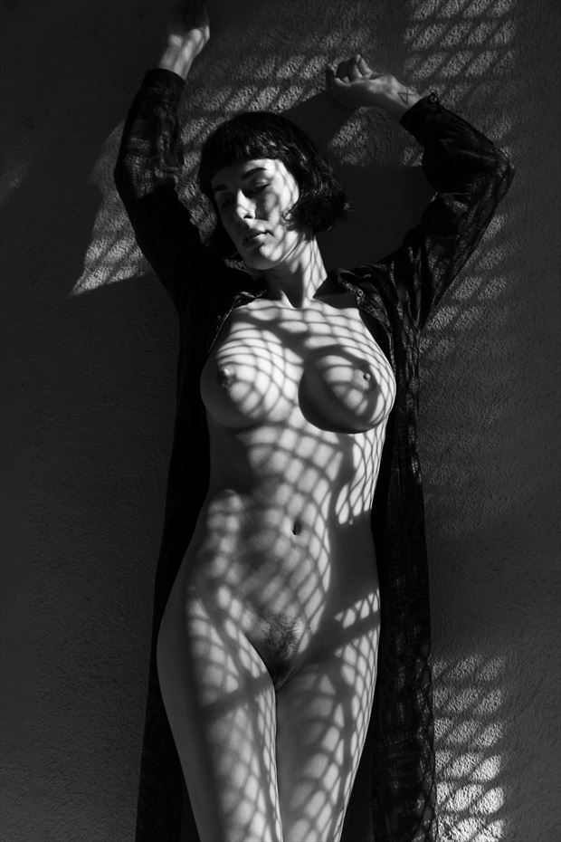 olive standing artistic nude photo by photographer thatzkatz