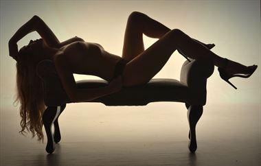 olivia artistic nude photo by photographer drlesiak