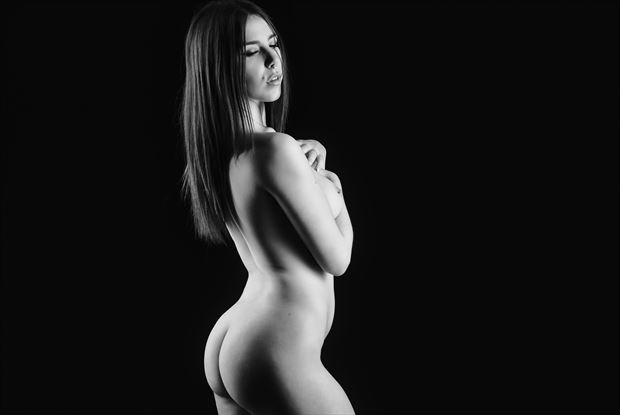 olivia artistic nude photo by photographer germansc