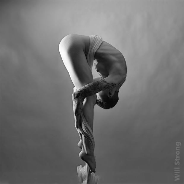 olivia suspended artistic nude photo by photographer yb2normal