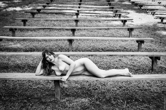 on a summer afternoon artistic nude photo by photographer mikewarren
