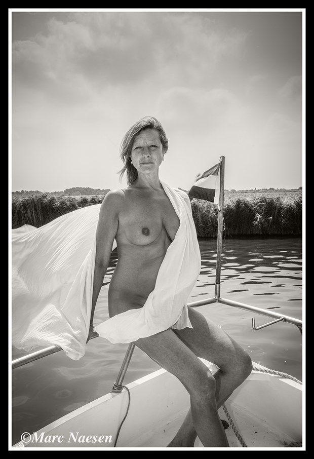 on board Artistic Nude Photo by Photographer Marc Naesen