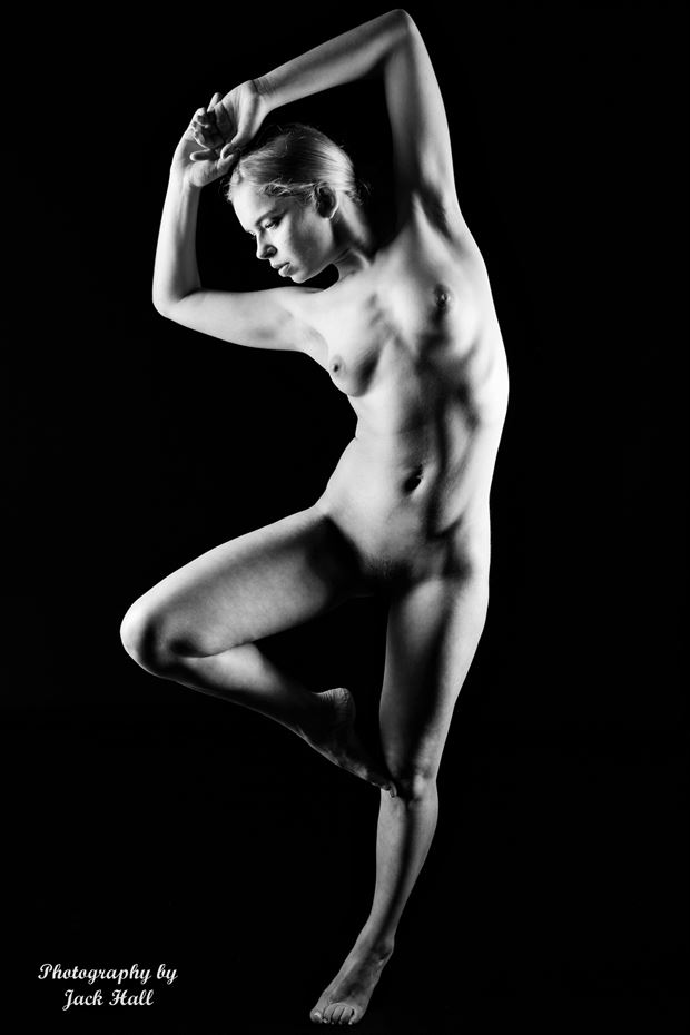 one more figure study artistic nude photo by photographer jack hall