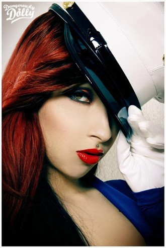 oohrah Cosplay Photo by Model Sera Cimmino