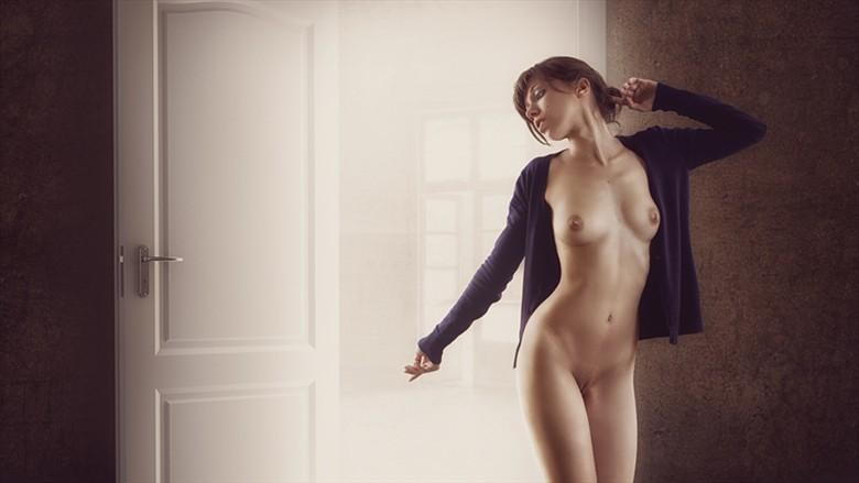 open the door Artistic Nude Photo by Photographer dml