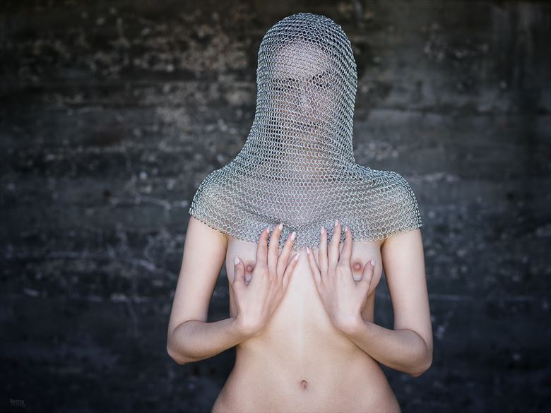 orthodox artistic nude photo by photographer rytter photography