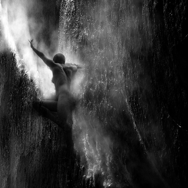 out of chaos Chiaroscuro Photo by Artist jean jacques andre