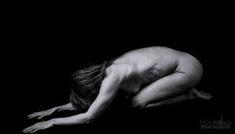 out of practice yoga and meditation artistic nude artwork by photographer borsalino