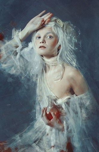 pain Fashion Artwork by Photographer adalena