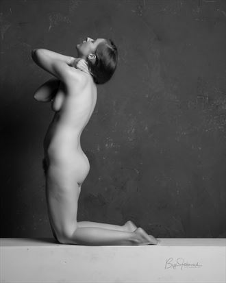 pain in the neck artistic nude photo by photographer biffjel