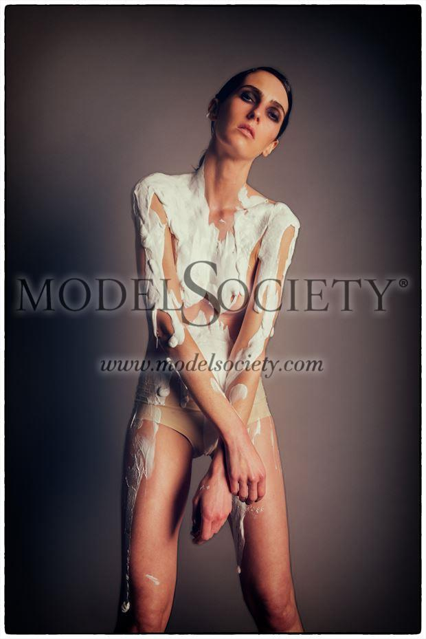 paint story artistic nude photo by photographer gee virdi