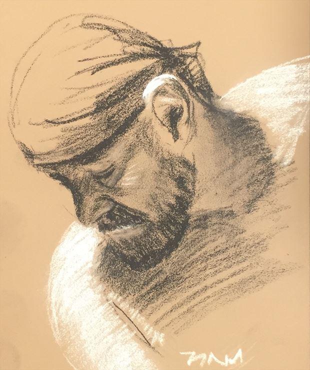painting or drawing artwork by artist jeantoine