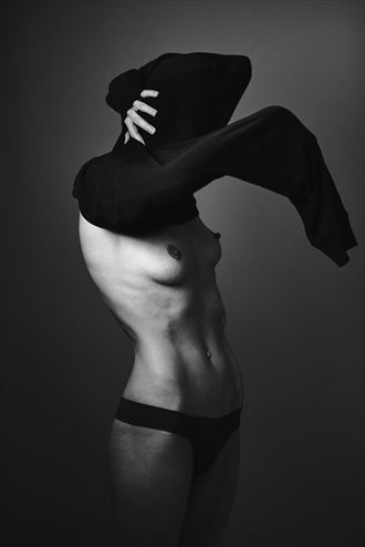 pants on artistic nude photo by photographer madiouart
