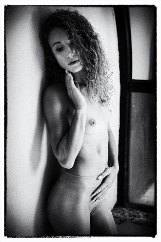 panty hose artistic nude photo by photographer dpaphoto