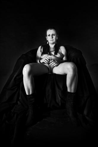 paris housewife 5 artistic nude photo by artist hybryds