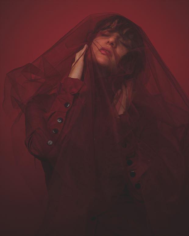 passion studio lighting photo by model fallenecho