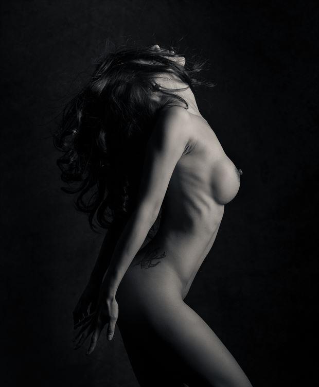 passionate posing artistic nude photo by photographer thatzkatz