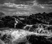 pending storm artistic nude photo by artist artfitnessmodel