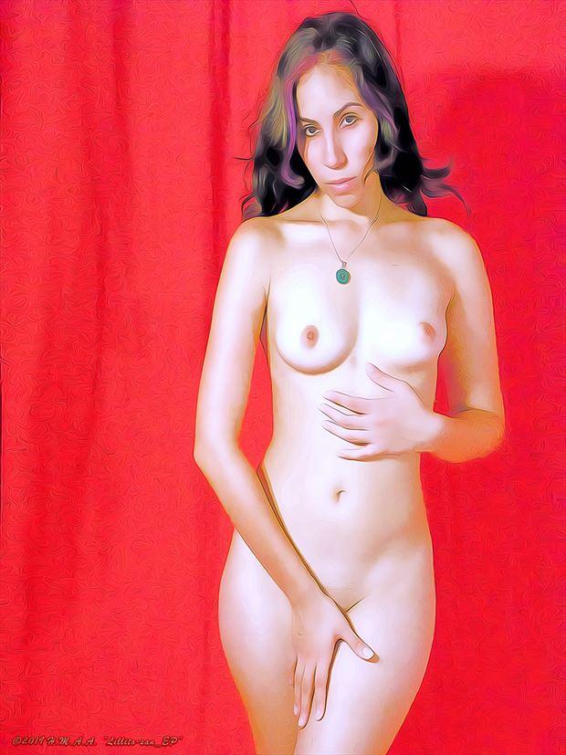 perfect balance artistic nude photo by photographer lillito san_ep