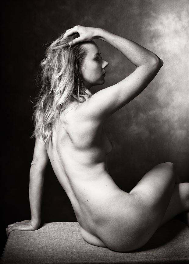 perfection artistic nude photo by model alexandra queen