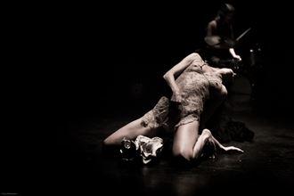 performance 2 surreal photo by model nelenu