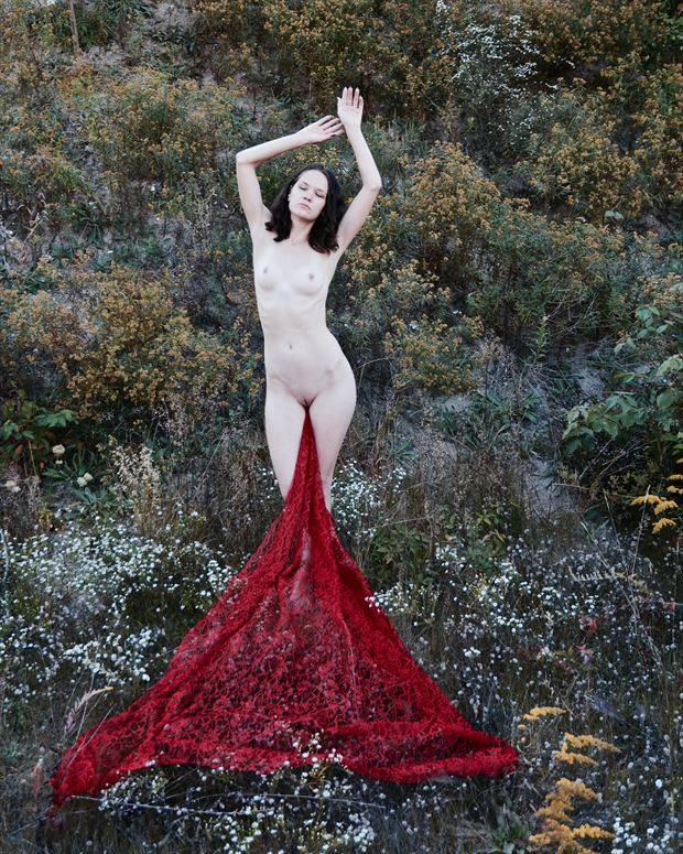 period artistic nude photo by photographer msl photography