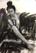 petrina 7 expressive portrait artwork by artist rod