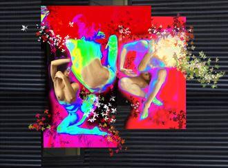 phantasia s369a artistic nude artwork by photographer akimota