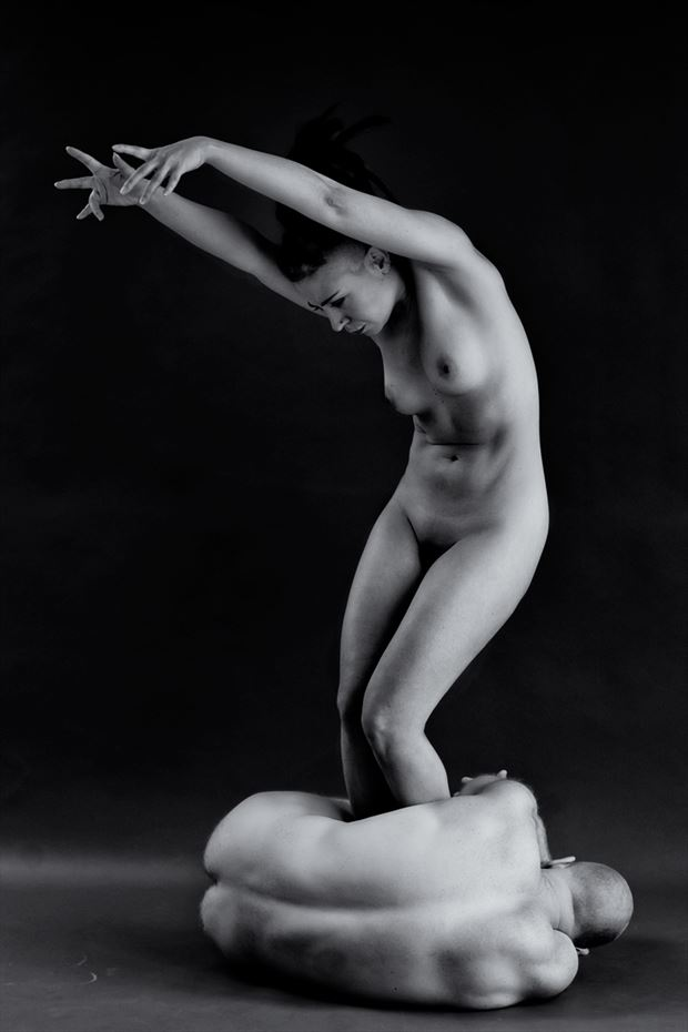 phoenix artistic nude photo by photographer benernst