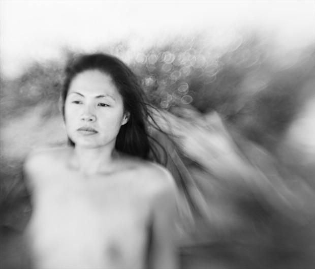 photo Mel Brackstone Artistic Nude Photo by Model claudineartnude