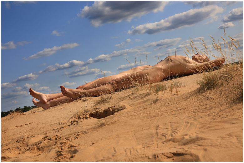 photographer gerrit nijman artistic nude photo by model model heidi