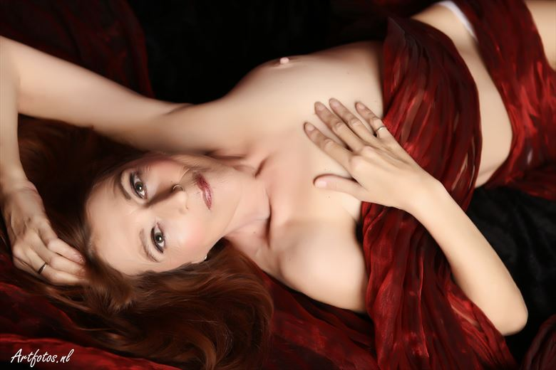 photographer henk ros artistic nude photo by model model heidi