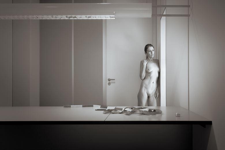 photographer simon ophof artistic nude photo by model model heidi